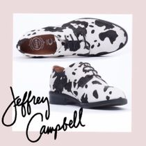 Jeffrey Campbell Other Animal Patterns Loafer Pumps & Mules