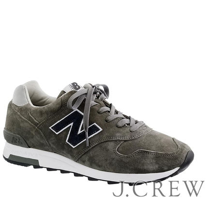 New Balance 1400 Unisex Suede Collaboration Plain Sneakers