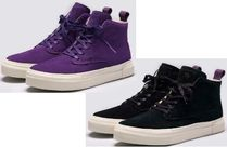 Eytys Unisex Suede Low-Top Sneakers
