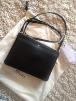 CELINE Trio Bag Shoulder Bags