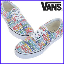 VANS ERA Loafers Street Style Loafers & Slip-ons