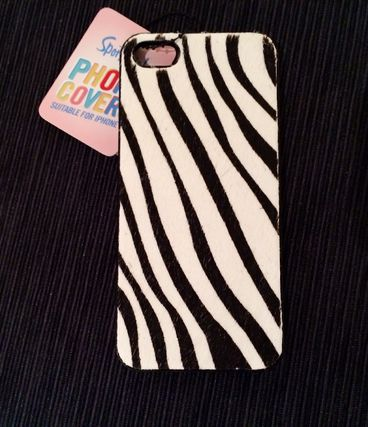 Zebra Patterns Smart Phone Cases