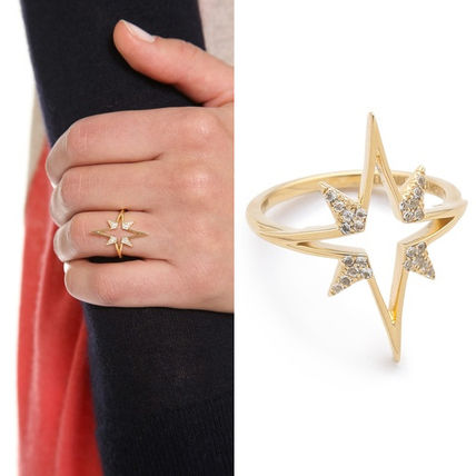 Star Party Style Rings