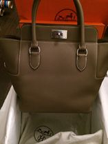 HERMES Toolbox Etope/SHW Swift Leather 20 Bag