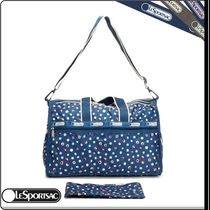 LeSportsac Dots Nylon Boston & Duffles