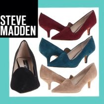 Steve Madden Suede Plain Pointed Toe Shoes