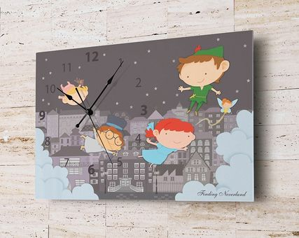 LIMPID frames are not analog wall clock