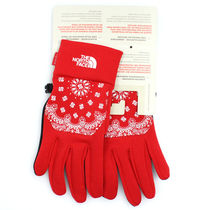 Supreme Paisley Street Style Collaboration Smartphone Use Gloves