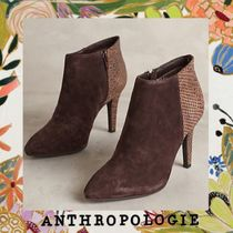 Anthropologie Other Animal Patterns Leather Pin Heels