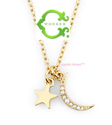 Star Party Style Necklaces & Pendants