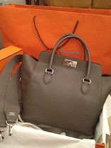 HERMES Toolbox Etain (Dark Grey)/SHW Swift Leather 26