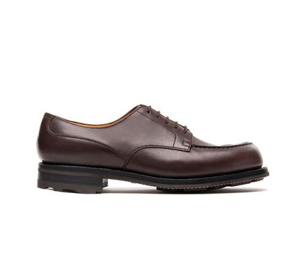 Leather Handmade Oxfords
