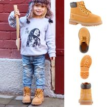 Timberland Unisex Kids Girl Boots