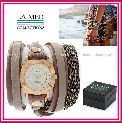 LA MER COLLECTIONS [Analog Watches] 1c/1s