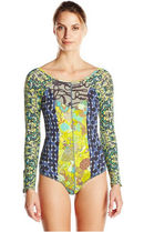 Maaji Tropical Patterns Other Animal Patterns Swim One-Piece