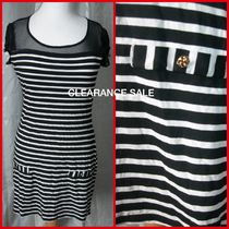 Primark Stripes Sleeveless U-Neck Tanks & Camisoles