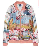 adidas Tropical Patterns Street Style Collaboration Outerwear