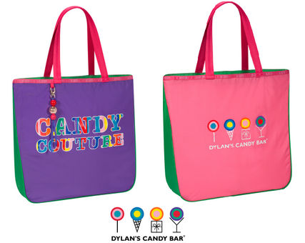 Street Style Collaboration Totes