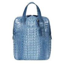 Argile Street Style A4 2WAY Other Animal Patterns Leather