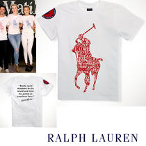 Ralph Lauren Cotton Short Sleeves T-Shirts