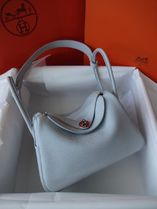 HERMES Lindy Handbags
