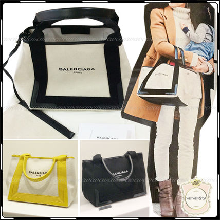 BALENCIAGA Street Style Mothers Bags