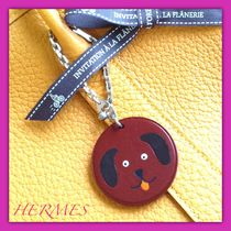 HERMES HAUT A COURROIES Keychains & Bag Charms