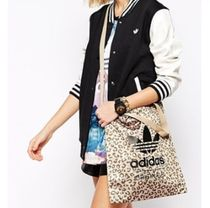 adidas Leopard Patterns Totes