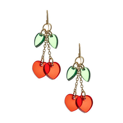 Costume Jewelry Collaboration Earrings