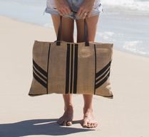 The Beach People Casual Style A4 Totes