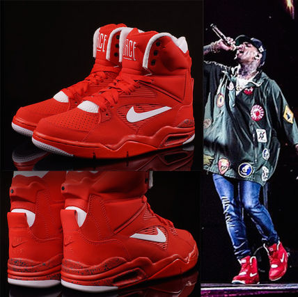 NEW with shipping Nike Air Command Force RED