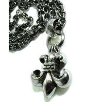 CHROME HEARTS BS FLARE Unisex Necklaces & Chokers