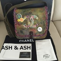 CHANEL ICON Shoulder Bags