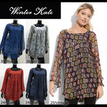 Winter Kate Tunics