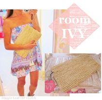 room IVY Bag in Bag Handmade Clutches