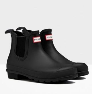 HUNTER Party Style Rain Boots Boots