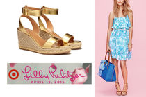 Lilly Pulitzer Street Style Collaboration Sandals Sandal