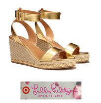 Lilly Pulitzer Street Style Collaboration Sandals