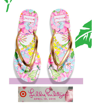 Flower Patterns Tropical Patterns Collaboration Sandals