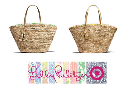 Collaboration Straw Bags
