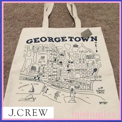 Canvas Collaboration A4 Totes