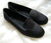 Castaner Round Toe Plain Slip-On Shoes