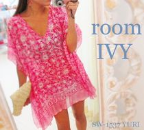 room IVY Tropical Patterns Swim One-Piece
