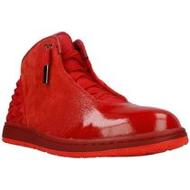 Nike Street Style Plain Leather Sneakers
