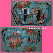 Primark Flower Patterns Canvas Shoulder Bags