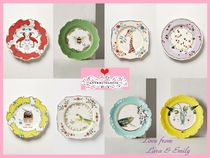 Anthropologie Collaboration Plates
