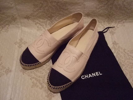 CHANEL Loafers & Slip-ons Leather Loafers & Slip-ons 2