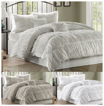 MADISON PARK Plain Duvet Covers Duvet Covers