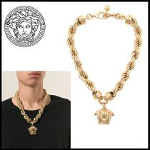 VERSACE Street Style Necklaces & Chokers