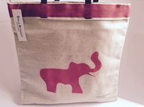 STELLA RITTWAGEN Other Animal Patterns Totes